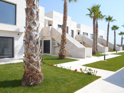 Bungalows with private solarium  - Costa Blanca South