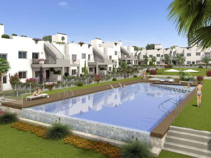 New bungalows in Aguas Nuevas - Costa Blanca South