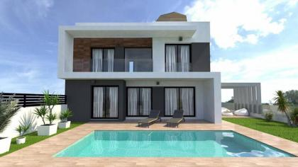 Detached villas in Cabo Roig - Costa Blanca South