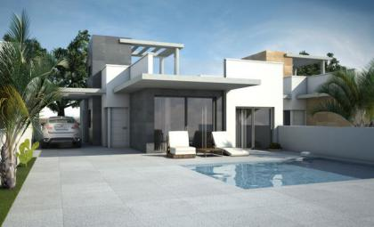 Detached new modern villas - Costa Blanca South