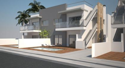 New bungalows near the sea - Costa Blanca South